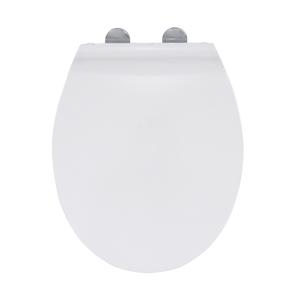 Assento Sanitário Convencional Termofixo Slim Branco Sensea