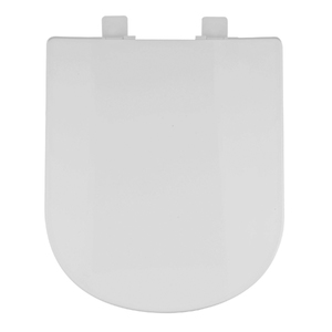 Assento Sanitário Formatos Plástico Gelo Fechamento Comum