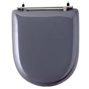 Assento Sanitário Almof MDF C/Espuma Cz Vip P/Vaso Incepa Calypso Comp 41,60 Cm Larg 35,70 Cm 27,00 Cm Almoflex