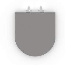 Assento Sanitário Oval Poliester Bege Celite