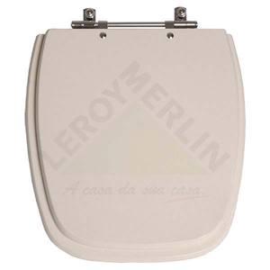 Assento Sanitário para Vaso Celite Fit/Versato Cinza RF Brasil