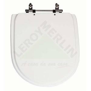 Assento Sanitário para Vaso Celite Riviera/Mondiale Branco Tampex