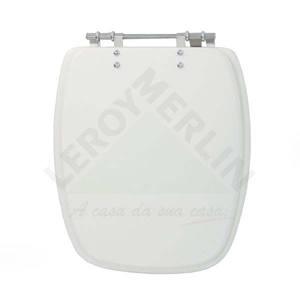 Assento Sanitário para Vaso Celite Stylus Branco RF Brasil