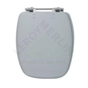 Assento Sanitário para Vaso Celite Stylus Cinza RF Brasil