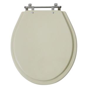 Assento Sanitário para Vaso Deca Ravena/Izy/Targa Creme Tampex