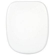 Assento Sanitário para Vaso Icasa Sabatini Branco Semita