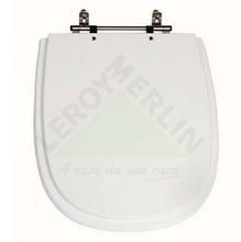 Assento Sanitário para Vaso Icasa Sabatini Branco Tampex