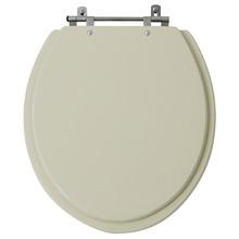 Assento Sanitário para Vaso Universal Creme Tampex