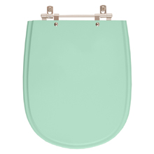 Assento Sanitario Paris Verde Claro para Vaso Ideal Standard