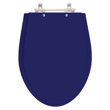 Assento Sanitario Poliester Absolute Azul Cobalto para Vaso I