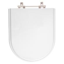 Assento Sanitario Poliester Carrara Branco para Vaso Deca