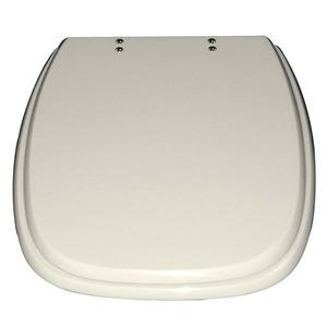 Assento Sanitário Comum Poliéster Pergamon P/Vaso Celite Stylus Comp 43,00 Cm Larg 34,00 Cm 15,00 Cm Thebas