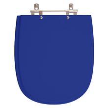 Assento Sanitario Poliester Sabatini Azul para Vaso Icasa
