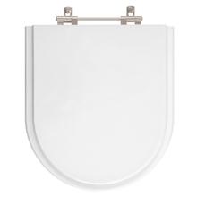 Assento Sanitario Poliester Smart Branco para Vaso Celite