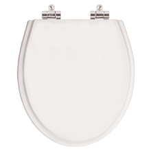 Assento Sanitario Poliester Soft Close Windsor Branco para Va