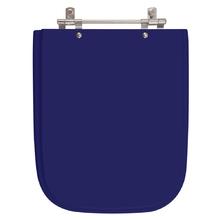 Assento Sanitario Poliester Tivoli Azul Cobalto para Vaso Ide