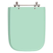 Assento Sanitario Poliester Tivoli Verde Claro para Vaso Idea