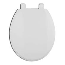Assento Sanitário Ravena/Izy/Targa Plástico Branco Fechamento Suave Deca