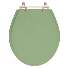 Assento Sanitario Ravena Verde Malva para Vaso Deca