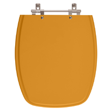 Assento Sanitario Stylus Amarelo Terra para Vaso Celite
