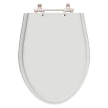 Assento Sanitario Victoria Silver (Cinza Claro) para Vaso Ide