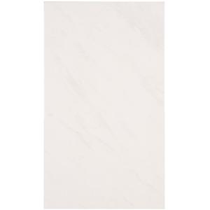 Azulejo Borda Arredondada Brilhante Carrara Bianco 33,5x60cm Eliane
