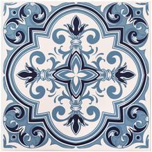 Azulejo Borda Arredondada Brilhante Coimbra DEC1 20x20cm Portinari