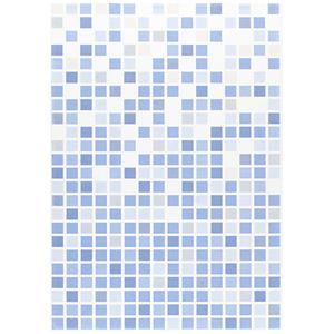 Revestimento de parede borda arredondada brilhante vitral for Azulejos leroy merlin