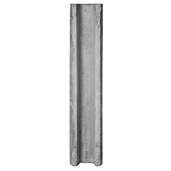 Bala stre liso concreto 96x16cm redentor leroy merlin for Leroy merlin balaustre