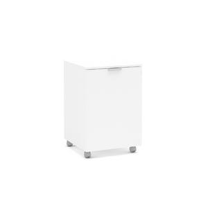 Balção 1 Porta 66,3x44,3x34,5cm Branco Morumbi Politorno