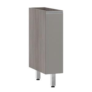 Balcão de Cozinha 1 Porta 53x82,5x52,5cm Capuccino Prime Luciane