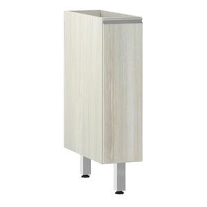 Balcão de Cozinha 1 Porta 53x82,5x52,5cm Legno Crema Prime Luciane