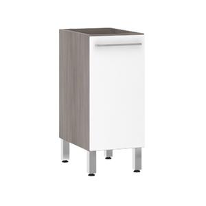 Balcão de Cozinha 1 Porta 53x82,5x53cm Branco Prime Luciane