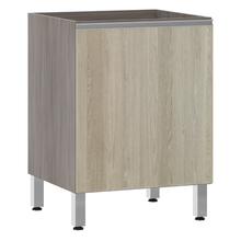 Balcão de Cozinha 1 Porta 53x82,5x60,8cm Cedro Prime Luciane