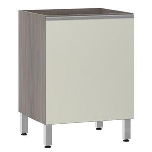 Balcão de Cozinha 1 Porta 53x82,5x60,8cm Kashmir Prime Luciane