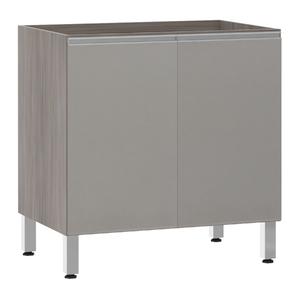 Balcão de Cozinha 2 Portas 53x82,5x53cm Capuccino Prime Luciane