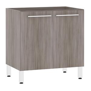Balcão de Cozinha 2 Portas 53x82,5x53cm Malbec Prime Luciane