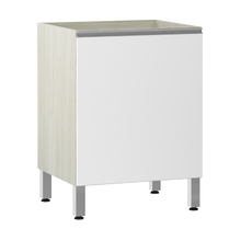 Balcão de Cozinha 53x82,5x60,8cm Branco Prime Luciane