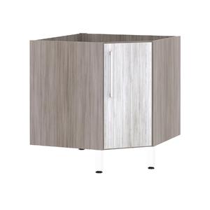 Balcão de Cozinha Canto Diagonal 76x82,5x75cm Canova Prime Luciane