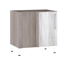 Balcão de Cozinha Reto 53x82,5x53cm Canova Prime Luciane