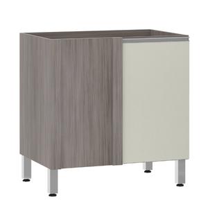 Balcão de Cozinha Reto 53x82,5x53cm Kashmir Prime Luciane
