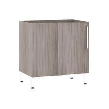 Balcão de Cozinha Reto 53x82,5x53cm Malbec Prime Luciane