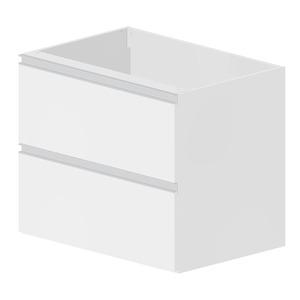 Balcão Madeira Branco Bonatto Montreal 67x80x56cm