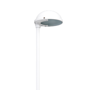 Balizador LED de Chão Sobrepor 3W Luz Amarela STB Alloy