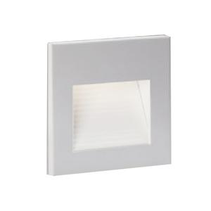 Balizador LED MisterLed Metal Branco Bivolt