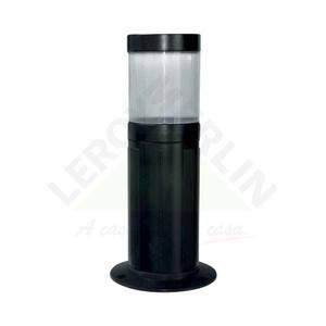 Balizador Nimbus Plástico Preto Baxton