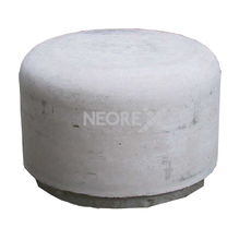 Banco Concreto Pufe 60cm Neo-Rex