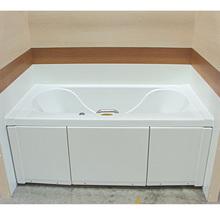 Banheira Hidro 140x75x45,5cm Spazzia Confort Plus Jacuzzi
