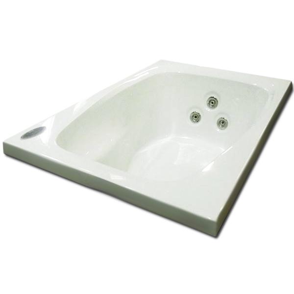 banheira de hidromassagem 44x115x70cm kapsis p1 confort jacuzzi leroy merlin. Black Bedroom Furniture Sets. Home Design Ideas