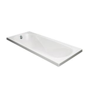 banheira sem hidromassagem 41x150x75cm serenity confort jacuzzi leroy merlin. Black Bedroom Furniture Sets. Home Design Ideas